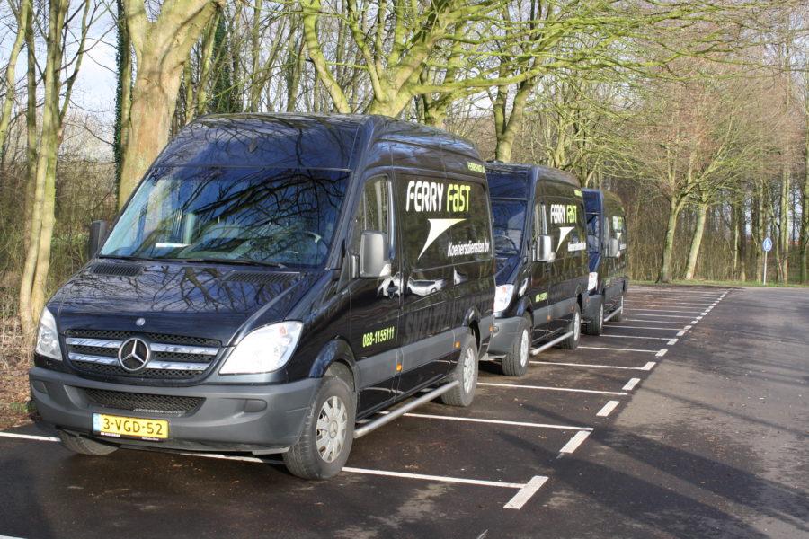 transport koerier koeriersdienst